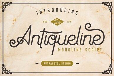 Antiqueline