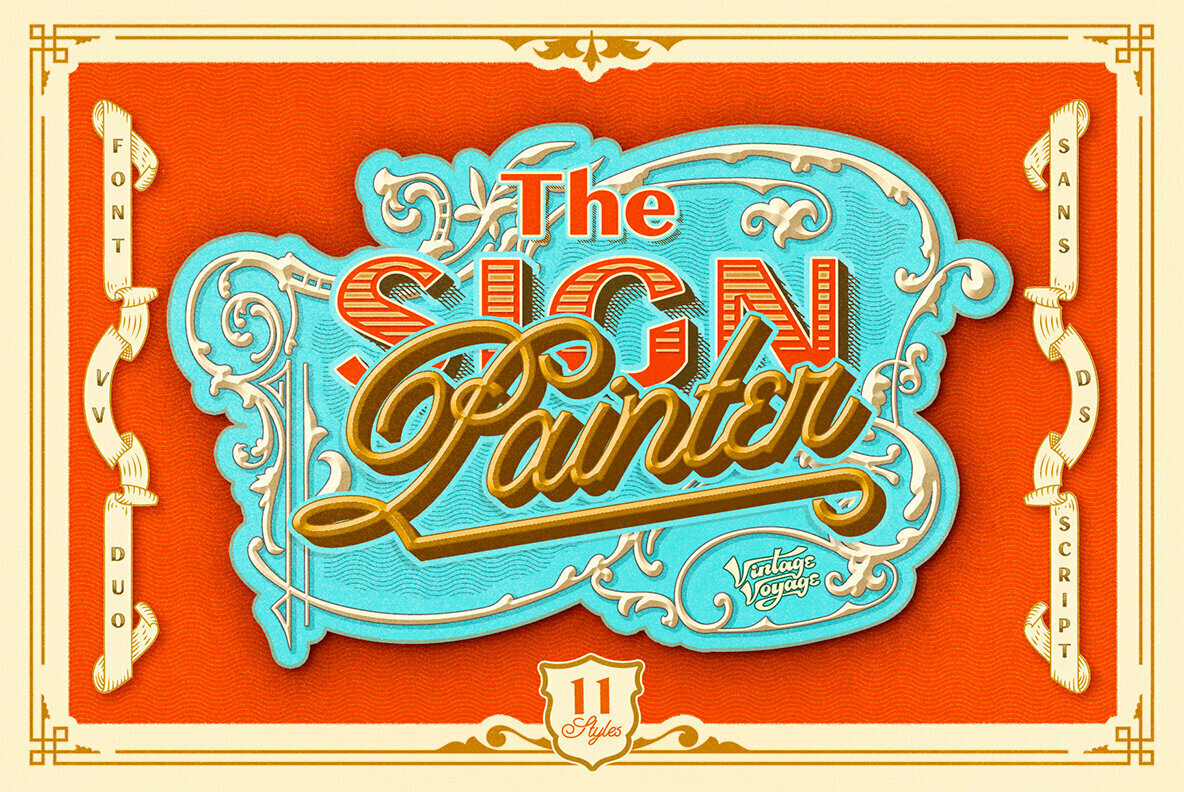 Sign Painter