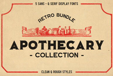 The Apothecary Collection