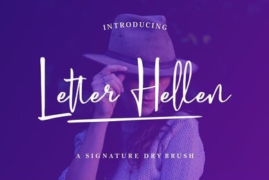 Letter Hellen