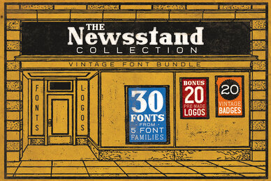 The Newsstand Collection
