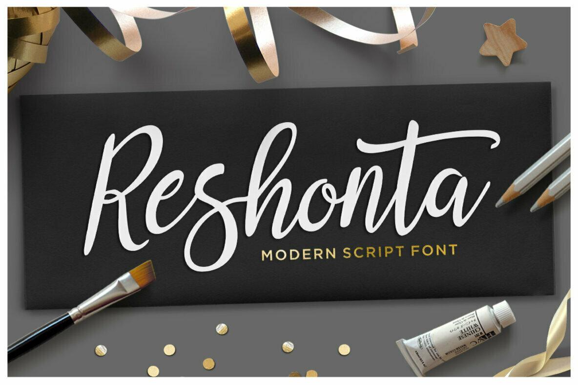 Reshonta Script