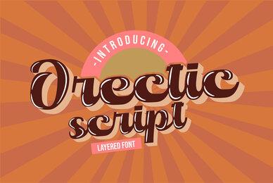 Orectic Script