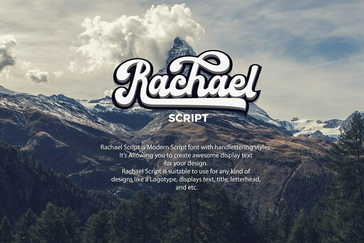 Rachael Script