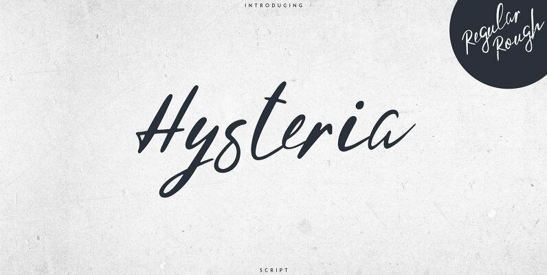 Hysteria Script