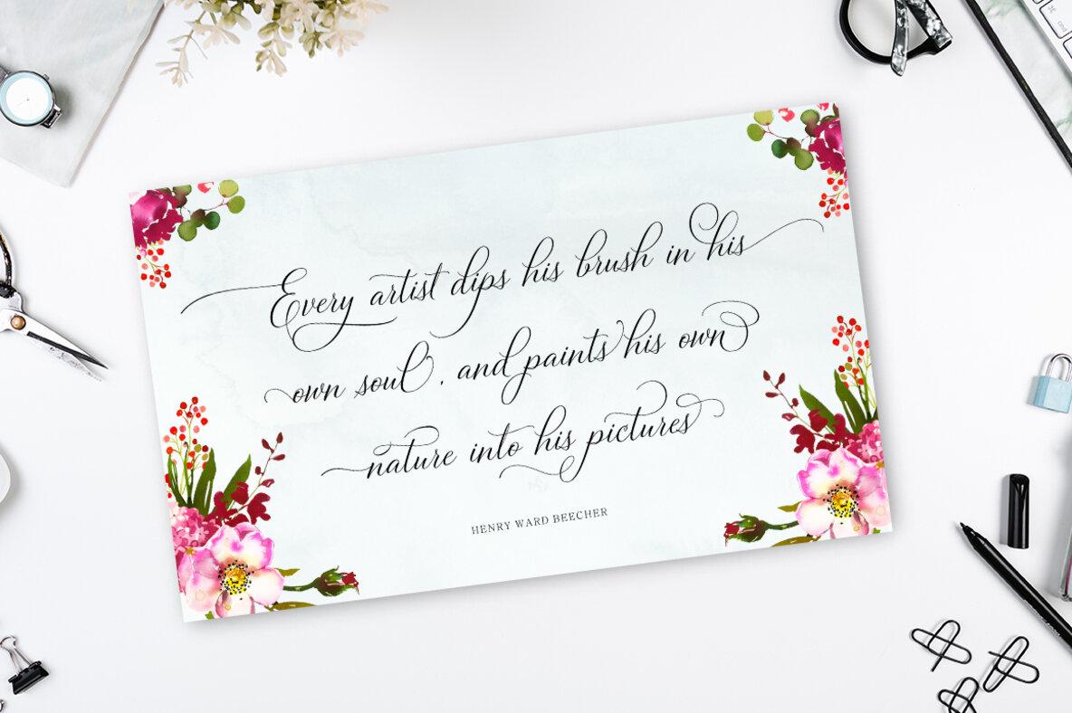 Bettrisia Script