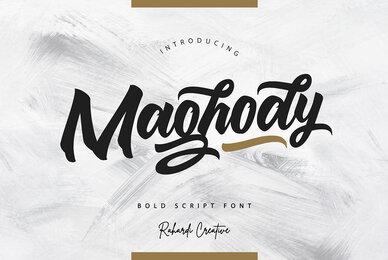 Maghody Script