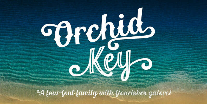 Orchid Key
