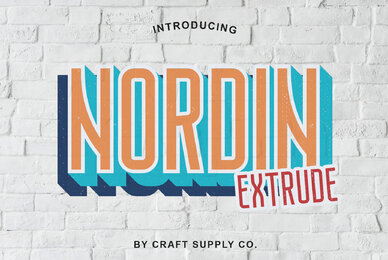 Nordin Extrude
