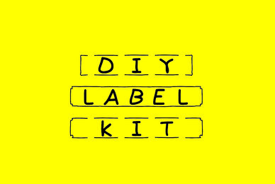 Label kit