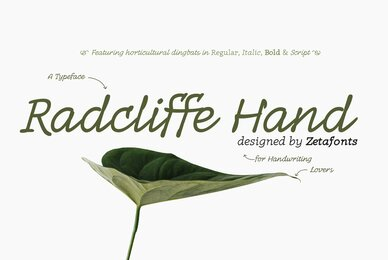 Radcliffe Hand