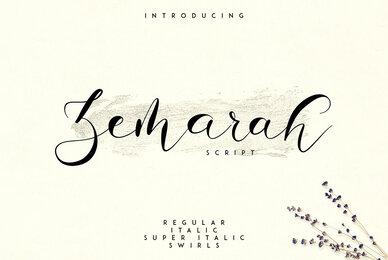 Zemarah Script