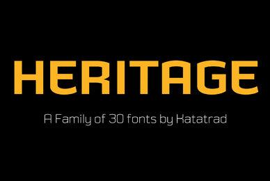 Heritage Set