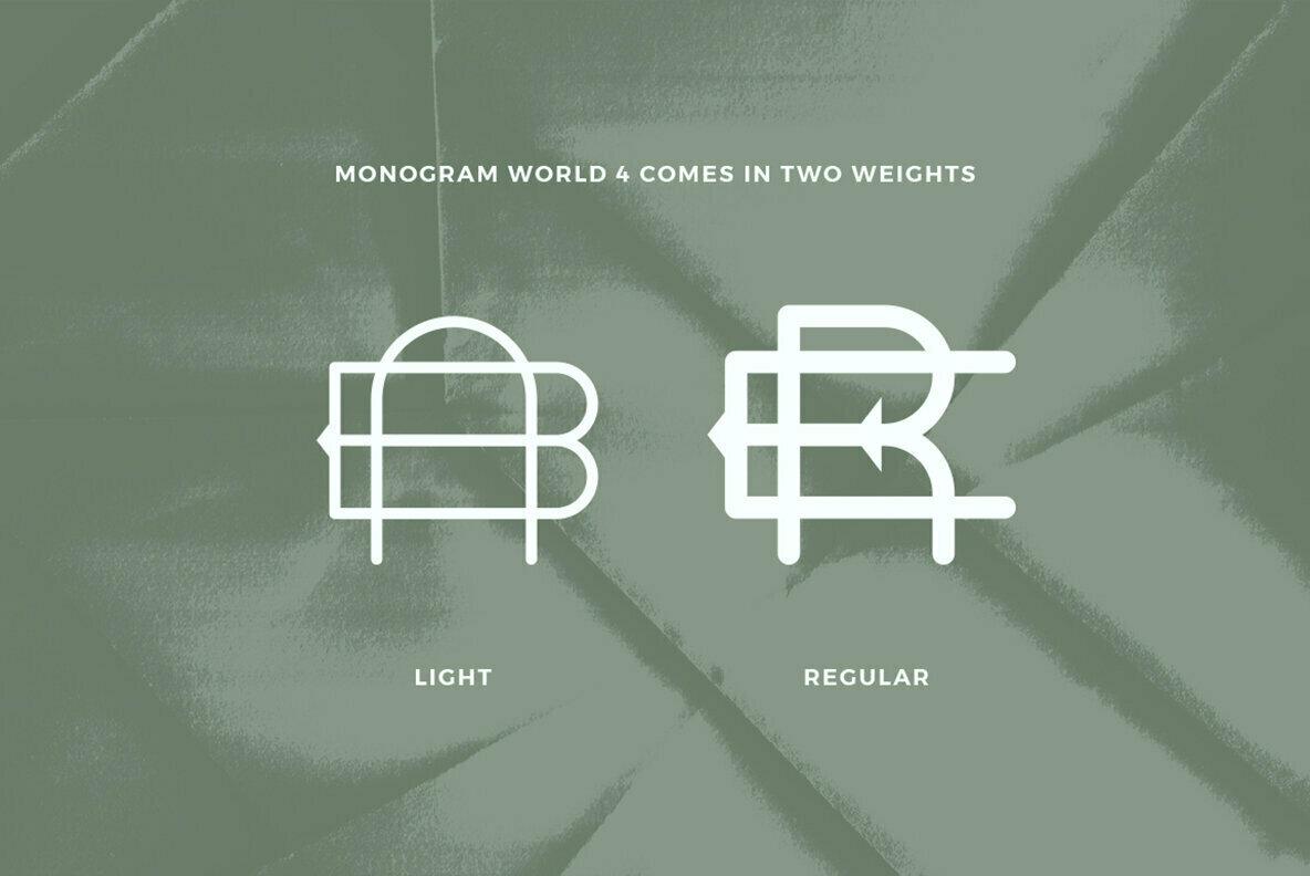 Monogram World 5