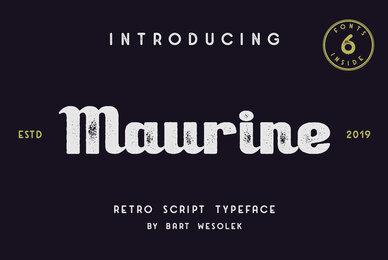 Maurine Script