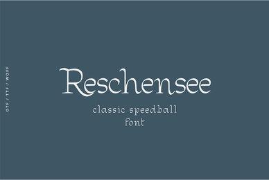 Reschensee