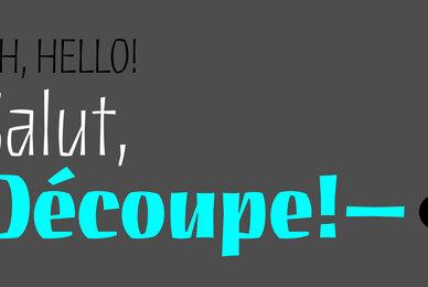 Decoupe