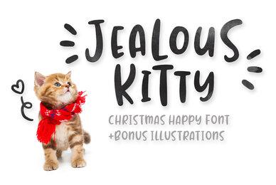 Jealous Kitty