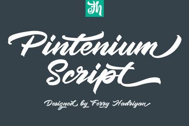 Pintenium Script