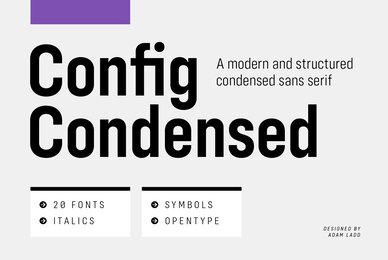 Config Condensed