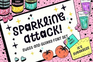 Sparkling Attack