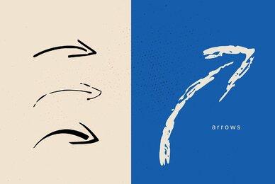 BM Graphics Arrows