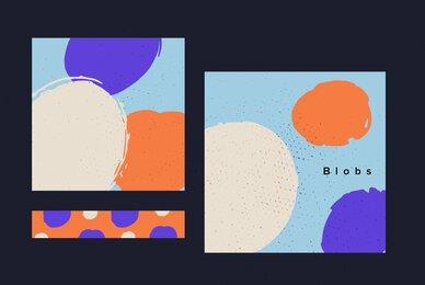 BM Graphics Blobs