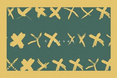 BM Graphics Crosses