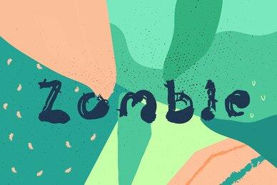 Funny Zombie