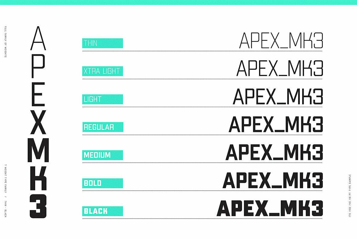 Apex Mk3