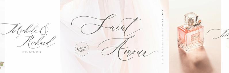 Saint Amour Script