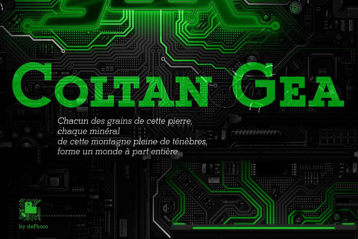 Coltan Gea