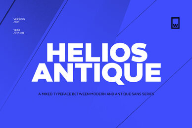Helios Antique and Stencil
