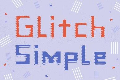 Glitch Simple
