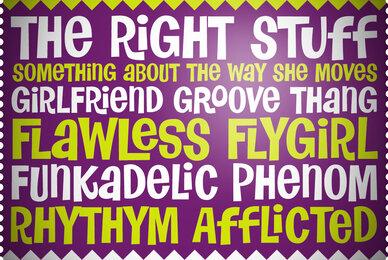 Flawless Flygirl PB