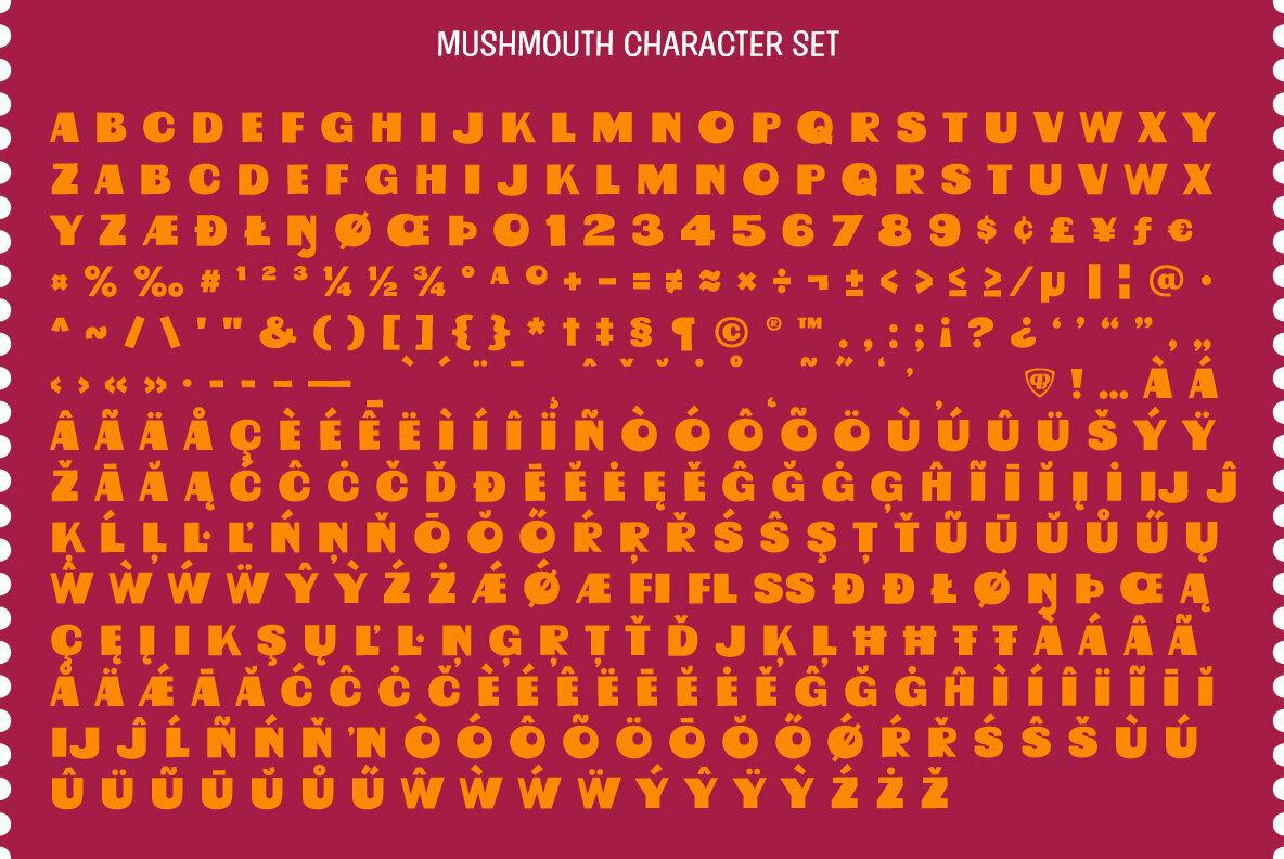 Mushmouth PB