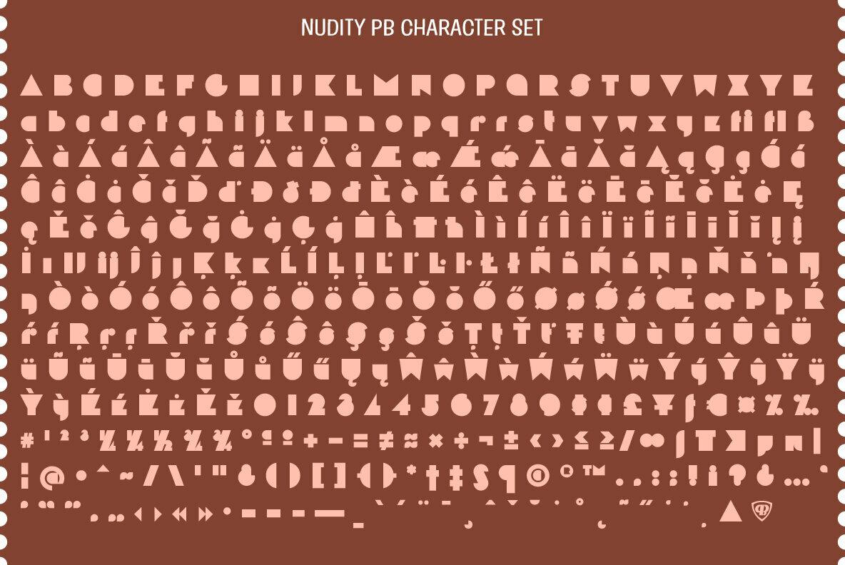 Nudity PB
