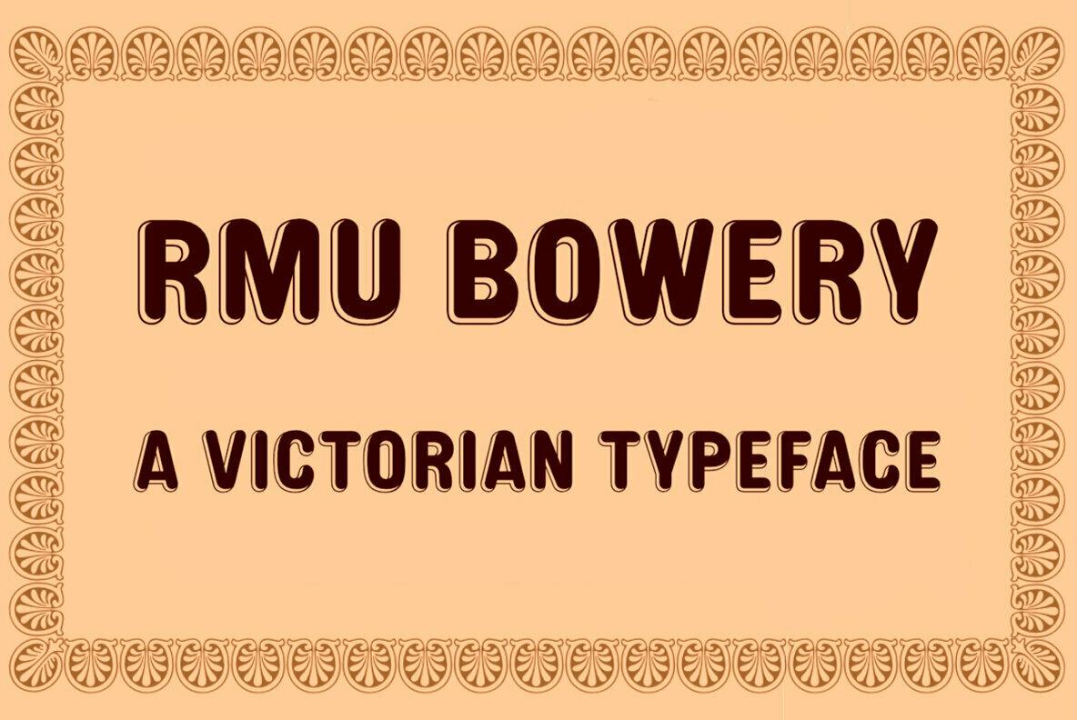RMU Bowery