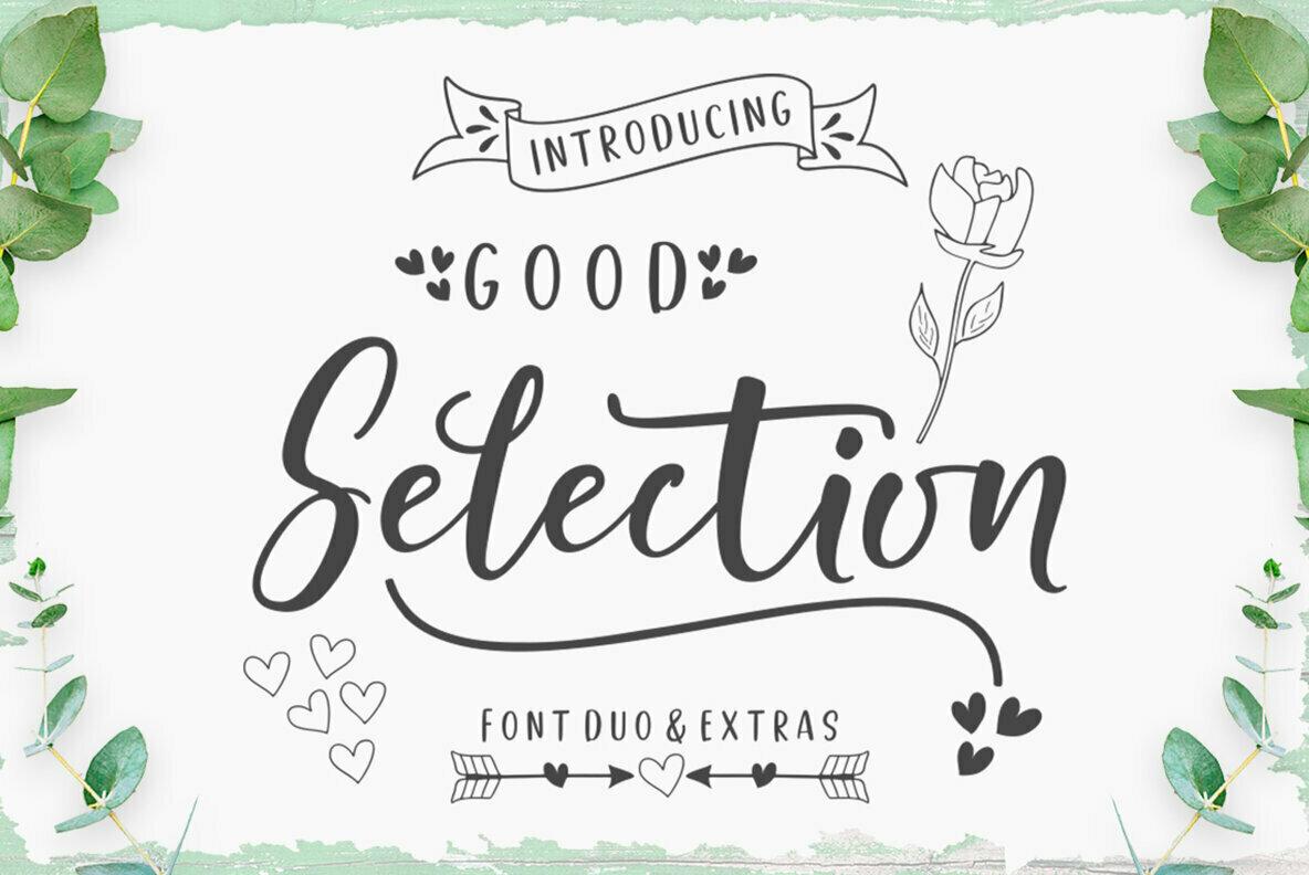 Good Selection