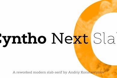Cyntho Next Slab