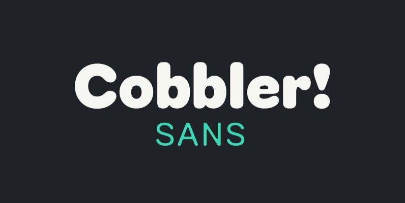 Cobbler Sans