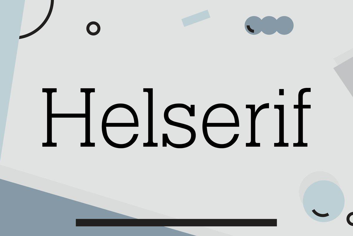 helserif