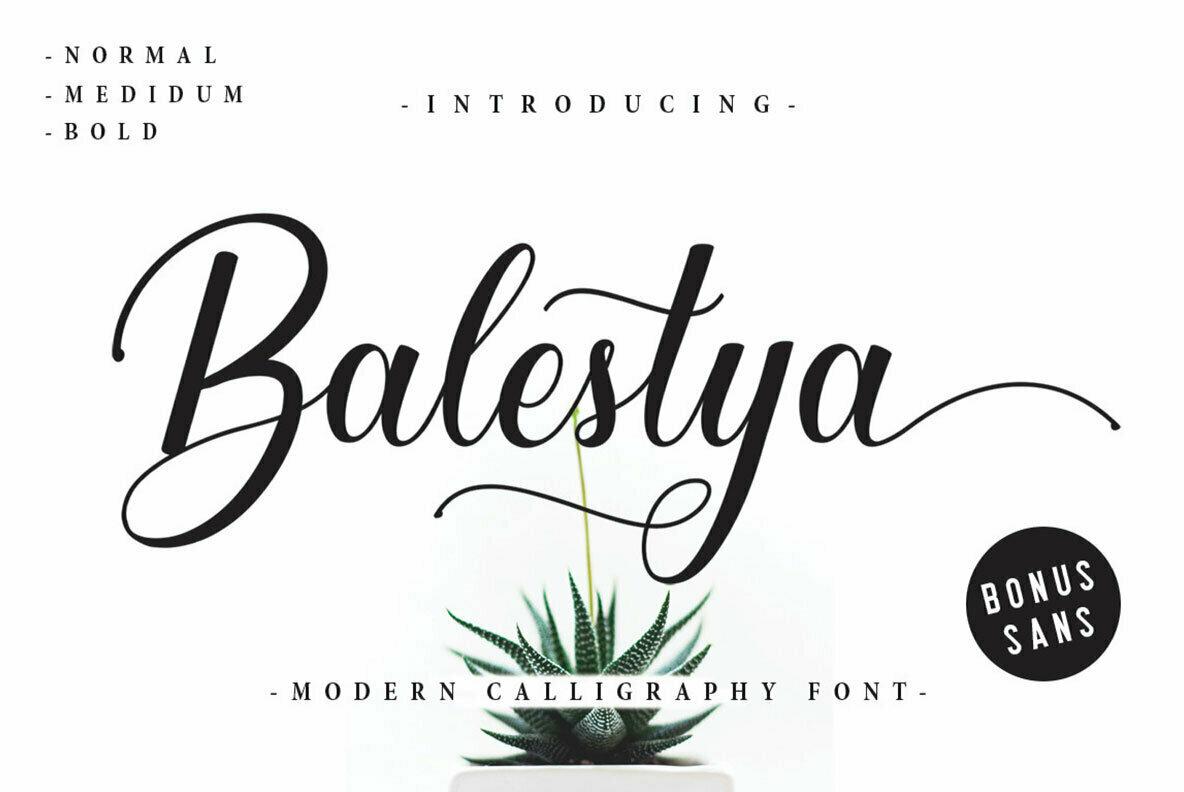 Balestya Script