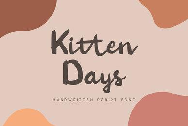 Kitten Days
