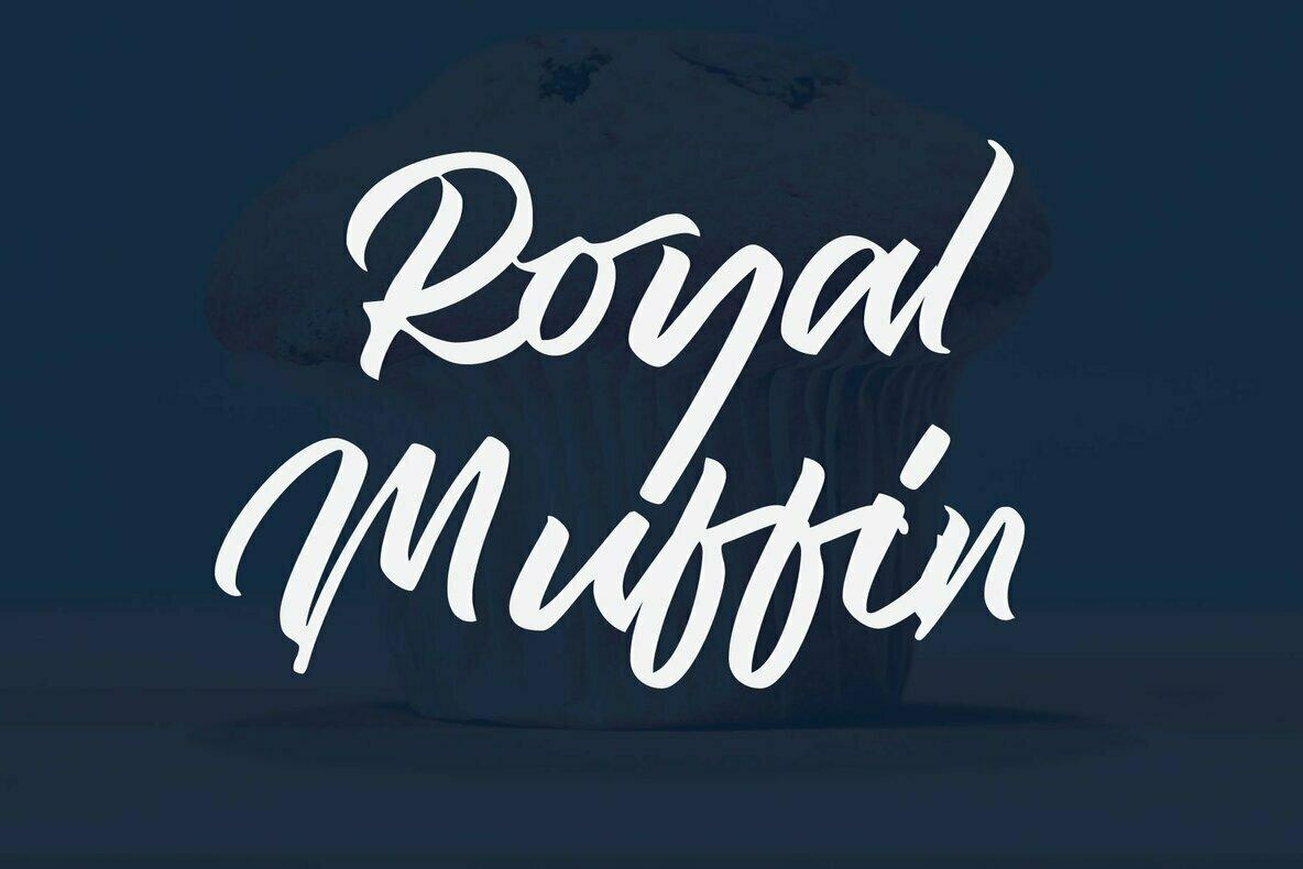Royal Muffin