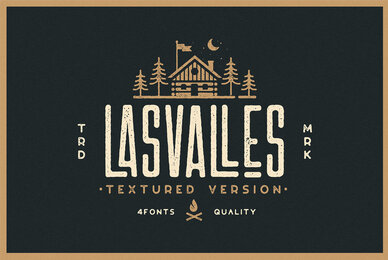 LAS VALLES Textured