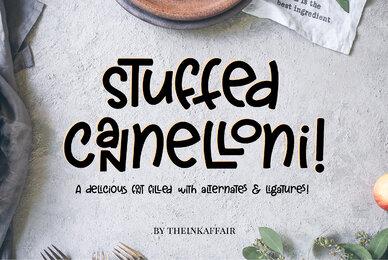 Stuffed Cannelloni