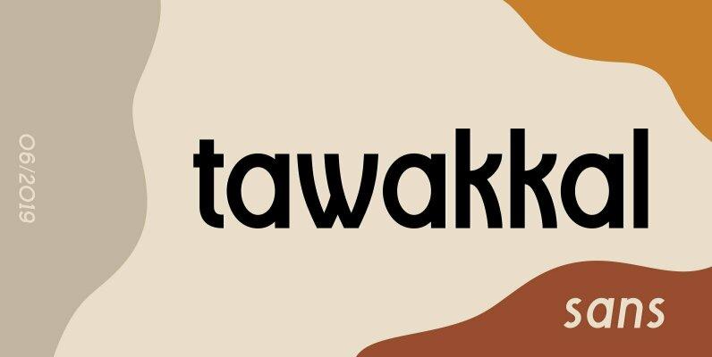 Tawakkal Sans