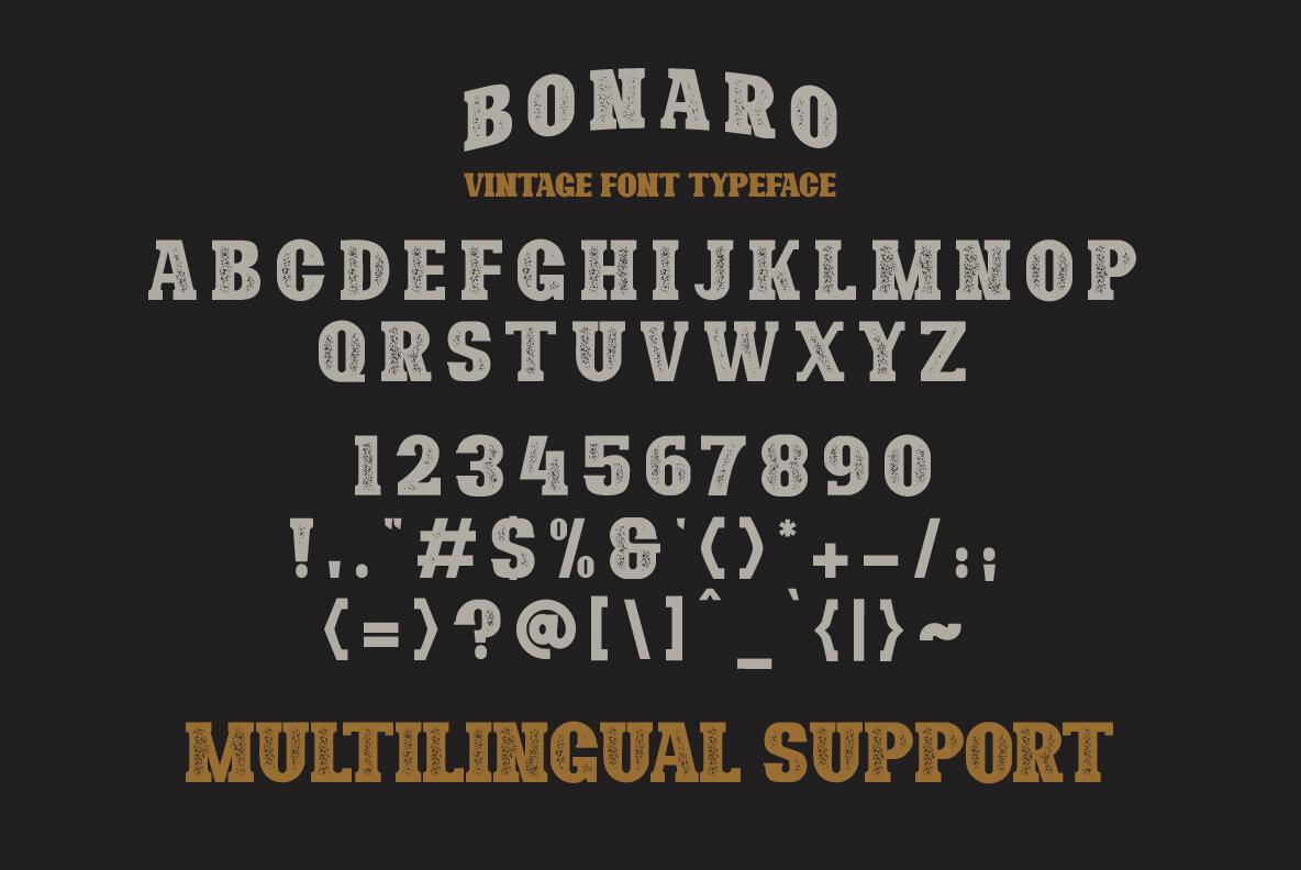 Bonaro