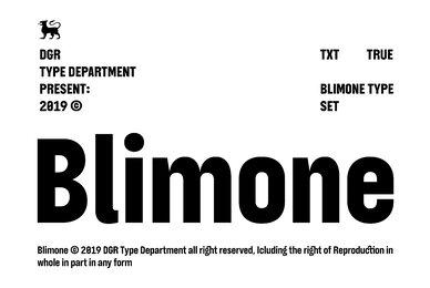 Blimone
